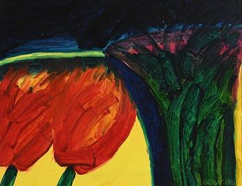 William Crozier, Sakonnet Seashore (1990) at Morgan O'Driscoll Art Auctions