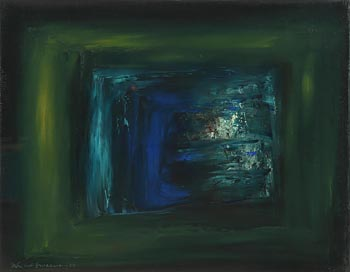 Sean McSweeney, Pool Roskeeragh (2000) at Morgan O'Driscoll Art Auctions