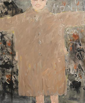 Basil Blackshaw, Coat (2000) at Morgan O'Driscoll Art Auctions