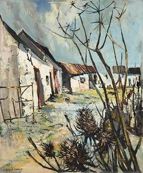 Kenneth Webb, Gilnahirk Farm, Co. Down (1959) at Morgan O'Driscoll Art Auctions