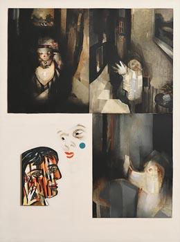 John Shinnors, Moving South (1979) at Morgan O'Driscoll Art Auctions