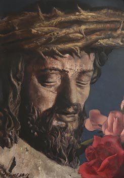 Patrick Hennessy, The Spanish Christ at Morgan O'Driscoll Art Auctions