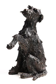 Patrick O'Reilly, Irish Wolfhound (2019) at Morgan O'Driscoll Art Auctions