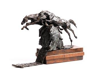 Siobhan Bulfin, Beechers at Morgan O'Driscoll Art Auctions