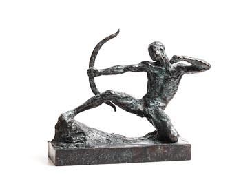 Mark Rode, Perseus at Morgan O'Driscoll Art Auctions