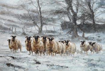 Mark O'Neill, Watching, Waiting, Hopeful (2006) at Morgan O'Driscoll Art Auctions