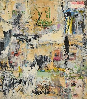 John Kingerlee, Carrying (2016) at Morgan O'Driscoll Art Auctions