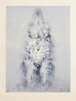 Louis Le Brocquy, Human Image I (2005) at Morgan O'Driscoll Art Auctions