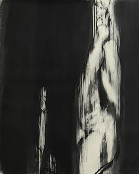 Hughie O'Donoghue, Sleeper (1986) at Morgan O'Driscoll Art Auctions