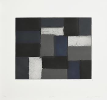 Sean Scully, Night (2005) at Morgan O'Driscoll Art Auctions