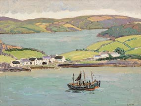 Letitia Marion Hamilton, Kinsale at Morgan O'Driscoll Art Auctions