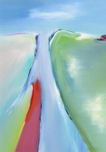 Majella O'Neill Collins, Flying at Morgan O'Driscoll Art Auctions