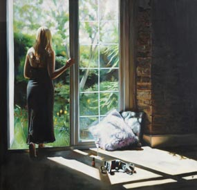 Tina Spratt, Sunday Afternoon at Morgan O'Driscoll Art Auctions