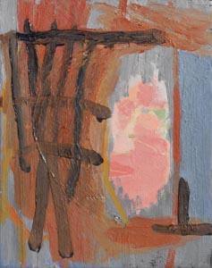 Paddy McCann, Screen (1966) at Morgan O'Driscoll Art Auctions