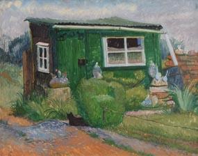 Alicia Boyle, Hanleston Fancy (1941) at Morgan O'Driscoll Art Auctions