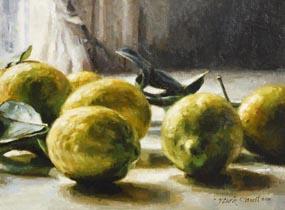 Mark O'Neill, Table Top Yellow (2008) at Morgan O'Driscoll Art Auctions