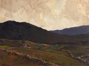 James Humbert Craig, Antrim Hills at Morgan O'Driscoll Art Auctions