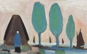 Markey Robinson, Going Home at Morgan O'Driscoll Art Auctions