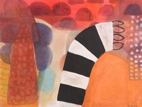 Martin Finnin, A Burning Reality (2004) at Morgan O'Driscoll Art Auctions