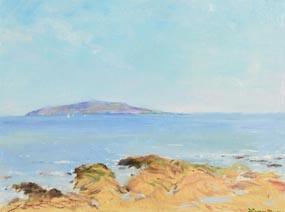 Thomas Ryan, Lambay Island (2000) at Morgan O'Driscoll Art Auctions