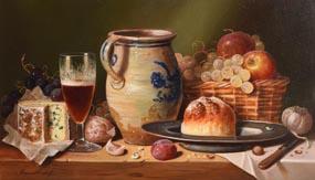 Raymond Campbell, The Hungarian Jug at Morgan O'Driscoll Art Auctions