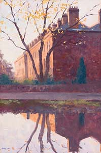 Brett McEntaggart, Reflections on the Grand Canal at Morgan O'Driscoll Art Auctions