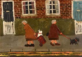 Gary Bunt, Good Morning Doris (2007) at Morgan O'Driscoll Art Auctions