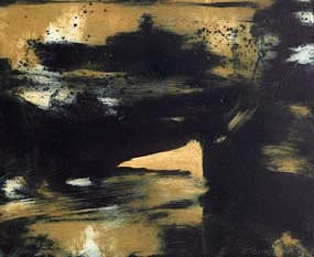 Hughie O'Donoghue, Getting Out at Cherbourg (1997) at Morgan O'Driscoll Art Auctions