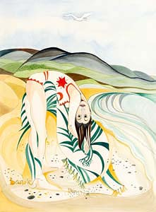Pauline Bewick, Rossbeigh (1980) at Morgan O'Driscoll Art Auctions