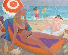 Patrick Leonard, Fuengirola, Costa del Sol (1974) at Morgan O'Driscoll Art Auctions