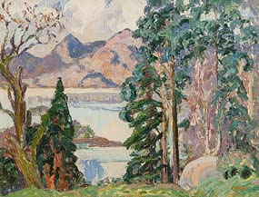 Letitia Marion Hamilton, Glengariff, West Cork at Morgan O'Driscoll Art Auctions