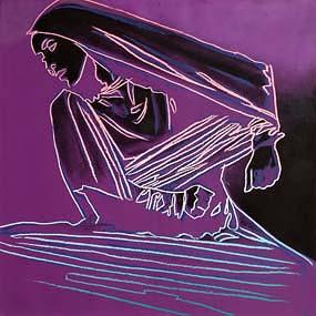 Andy Warhol, Martha Graham: Lamentation (1986) at Morgan O'Driscoll Art Auctions