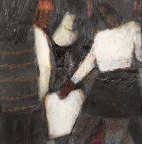 John Shinnors, The Couple at Morgan O'Driscoll Art Auctions