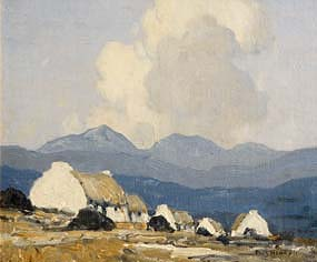 Paul Henry, In the Western Mountains (c.1934-9) at Morgan O'Driscoll Art Auctions