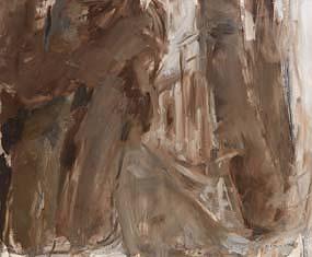Basil Blackshaw, Trees at Cogry, Co. Antrim at Morgan O'Driscoll Art Auctions