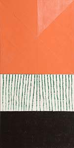 John Noel Smith, Untitled Field Painting (2004) at Morgan O'Driscoll Art Auctions
