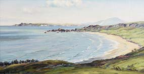 Charles J. McAuley, White Park Bay, Co. Antrim at Morgan O'Driscoll Art Auctions