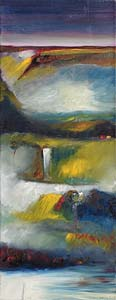 Michael Gemmell, Autumn in Wicklow at Morgan O'Driscoll Art Auctions
