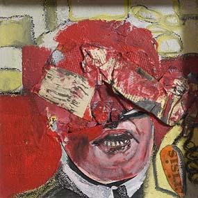 David Crone, Head (1991) at Morgan O'Driscoll Art Auctions