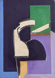 Noel Sheridan, Chair 1967 No.14 at Morgan O'Driscoll Art Auctions