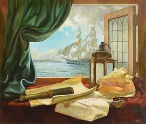 Alexander Utkin, Maratime Memorabilia at Morgan O'Driscoll Art Auctions