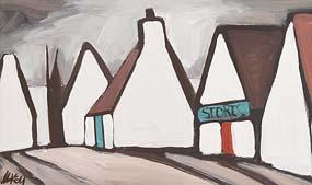 Markey Robinson, The Village Store at Morgan O'Driscoll Art Auctions