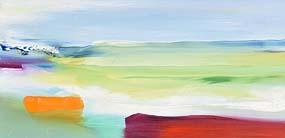 Majella O'Neill Collins, Leaving Sherkin, Evening at Morgan O'Driscoll Art Auctions