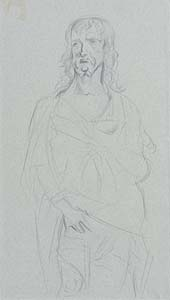 Maurice MacGonigal, After Vandyke at Morgan O'Driscoll Art Auctions