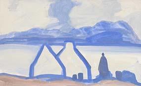 Markey Robinson, Dusk Falling at Morgan O'Driscoll Art Auctions