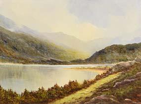 Gerard Marjoram, Lakeside at Morgan O'Driscoll Art Auctions