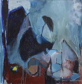 Barrie Cooke, Abstract Composition at Morgan O'Driscoll Art Auctions