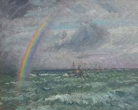Patrick Leonard, After the Storm at Morgan O'Driscoll Art Auctions