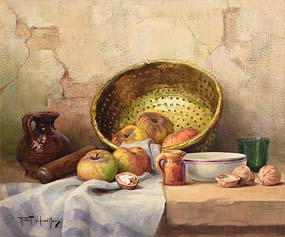 Robert Chailloux, Still Life - Fruit and Nuts at Morgan O'Driscoll Art Auctions