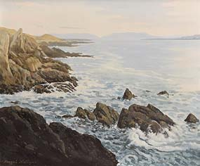 Fergal Nally, Achill Island at Morgan O'Driscoll Art Auctions